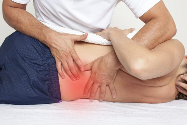 sacrum treatment
